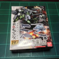 HG 1/144 MSオプションセット2&CGSモビルワーカー(宇宙用) [MOBILE SUIT OPTION SET 2 & CGS MOBILE WORKER SPACE TYPE]