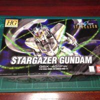 HG 1/144 GSX-401FW スターゲイザーガンダム [STARGAZER GUNDAM]
