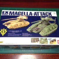 EX 1/144 マゼラ・アタック(2種セット)