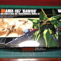 HGUC 1/144 AMX-107 バウ(量産型)[BAWOO]