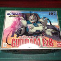 HG 1/144 RX-79[G] ガンダムEz8(イージーエイト) パッケージ