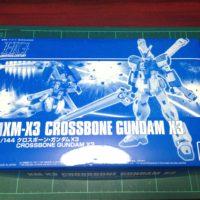 HGUC 1/144 クロスボーン・ガンダムX3