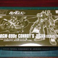 HGUC 1/144 ジェガン(エコーズ仕様) コンロイ機 パッケージ