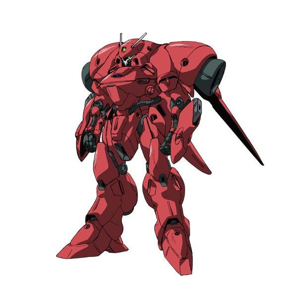 AGX-04 ガーベラ・テトラ(ロールアウトカラー)