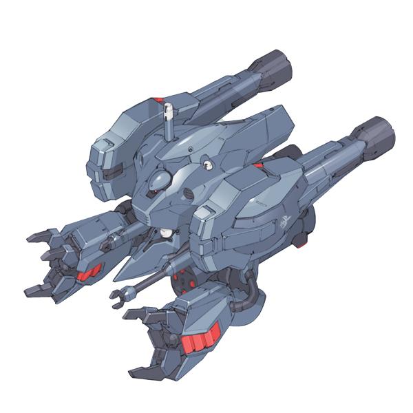 AMX-003M ガザM(マリンタイプ)