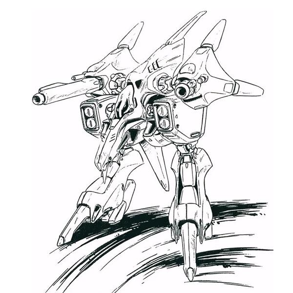 ABFS-RR01M メッサーラ・ディノファウスト・アルファ