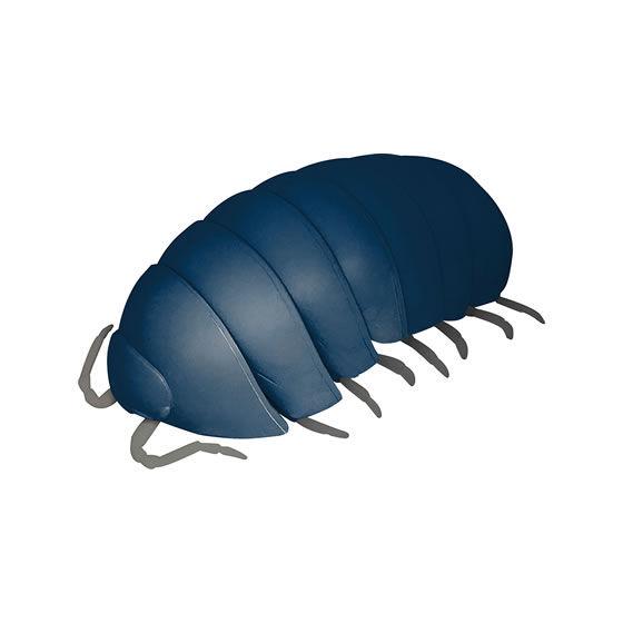 バンダイ 生き物カプセル だんごむし 青いだんごむし