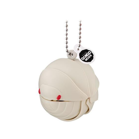 バンダイ 生き物カプセル だんごむし まるまるスイング 白いだんごむし