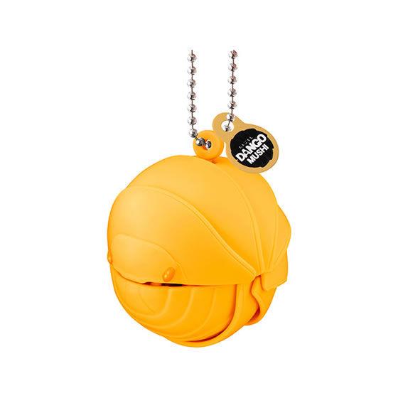 バンダイ 生き物カプセル だんごむし まるまるスイング 日本の伝統色 秋 だんごむし(黄金色)