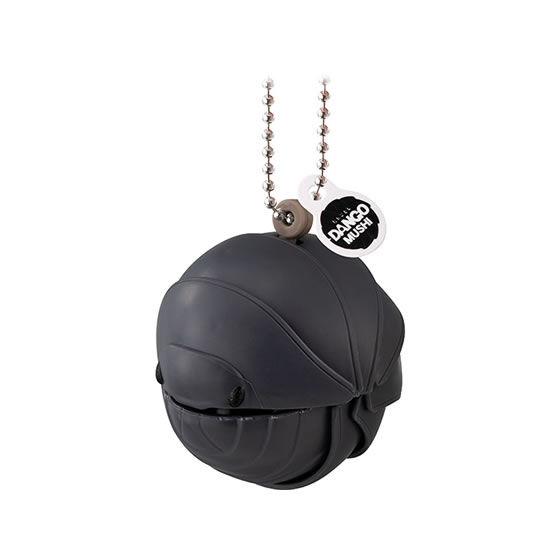 バンダイ 生き物カプセル 【mini】だんごむし まるまるスイング プチ 黒いだんごむし