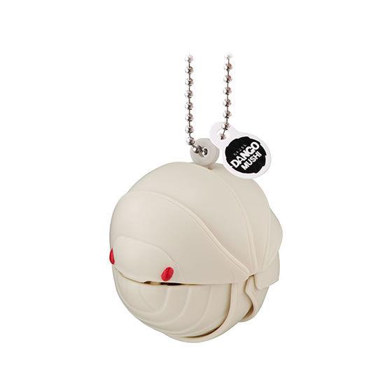 バンダイ 生き物カプセル 【mini】だんごむし まるまるスイング プチ 白いだんごむし