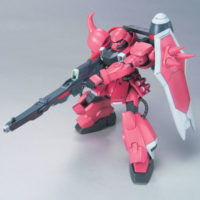 1/100 03 ZGMF-1000/A1 ガナーザクウォーリア(ルナマリア・ホーク専用機) 公式画像2