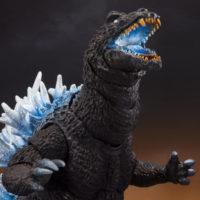 S.H.MonsterArts ゴジラ(2001)放射熱線Ver. 公式画像1