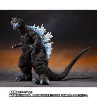 S.H.MonsterArts ゴジラ(2001)放射熱線Ver.
