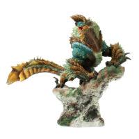 カプコンフィギュアビルダー クリエイターズモデル 雷狼竜 ジンオウガ 復刻版 公式画像1