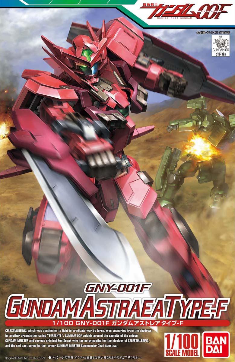 1/100 GNY-001F ガンダムアストレアTYPE-F [Gundam Astraea Type F]