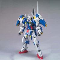 1/100 GN-001/hs-A01 ガンダムアヴァランチエクシア [Gundam Avalanche Exia] 素組画像