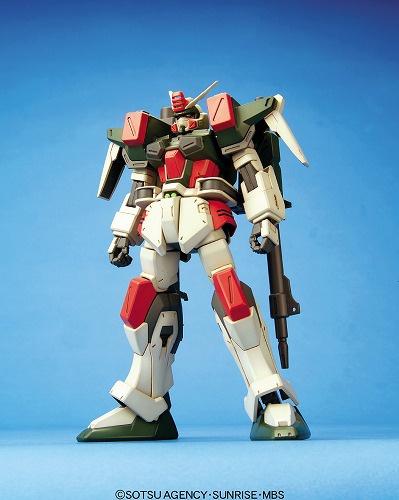 1/100 03 GAT-X103 バスターガンダム [Buster Gundam]