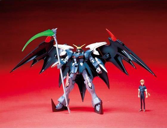 71899HG 1/100 EW-5 XXXG-01D2 ガンダムデスサイズヘルカスタム [Gundam D-Hell Custom]