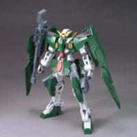 1/100 GN-002 ガンダムデュナメス [Gundam Dynames] 素組画像
