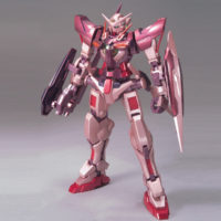 1/100 GN-001 ガンダムエクシア トランザムモード エクストラフィニッシュVer. [Gundam Exia (Trans-am Mode) EXF Ver.] 公式画像1