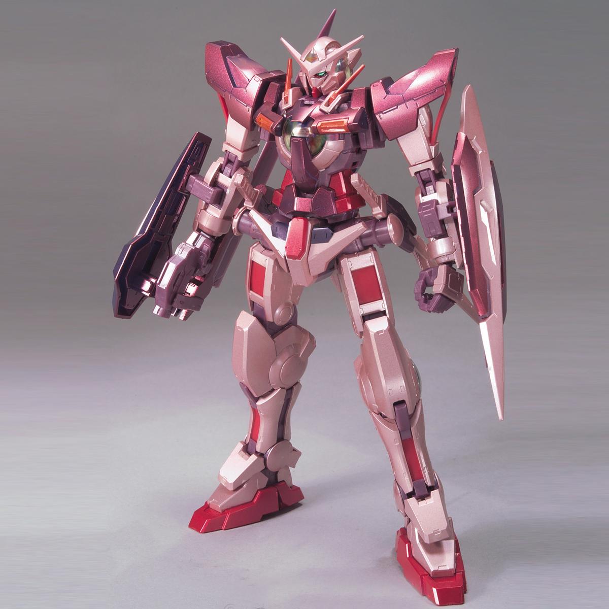 889661/100 GN-001 ガンダムエクシア トランザムモード エクストラフィニッシュVer. [Gundam Exia (Trans-am Mode) EXF Ver.]