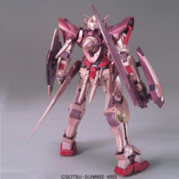 1/100 GN-001 ガンダムエクシア トランザムモード エクストラフィニッシュVer. [Gundam Exia (Trans-am Mode) EXF Ver.] 公式画像2