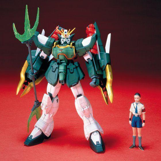 71891HG 1/100 EW-1 XXXG-01S2 ガンダムナタク [Gundam Nataku] 0056316