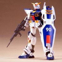 1/100 ガンダムF90 (増装ウェポン・バリエーション タイプA. D. S. 3点セット) [Gundam F90 A/D/S-Type]