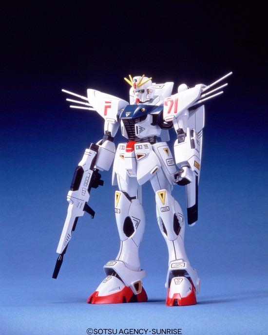 437571/100 ガンダムF91 [Gundam F91]