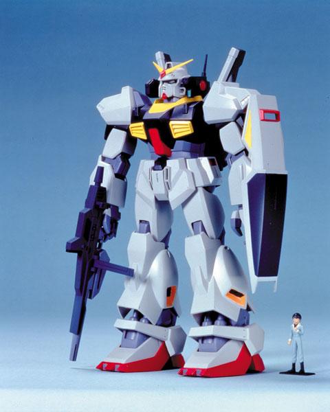 35601旧キット 1/100 RX-178 ガンダムマーク2 [Gundam Mk-II]
