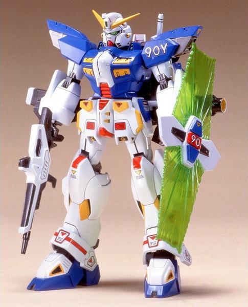 504171/100 F90Y クラスターガンダム [Cluster Gundam]