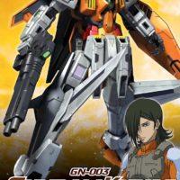 1/100 GN-003 ガンダムキュリオス [Gundam Kyrios] パッケージ