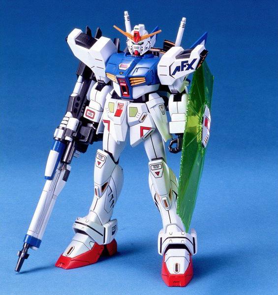 1/100 RX-99 ネオガンダム [Neo Gundam]
