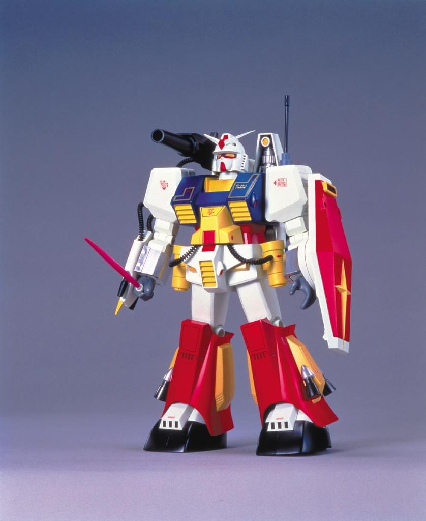 72791旧キット モビルスーツバリエーション(MSV) 1/100 RX-78 パーフェクト ガンダム [Mobile Suit Variations Perfect Gundam]