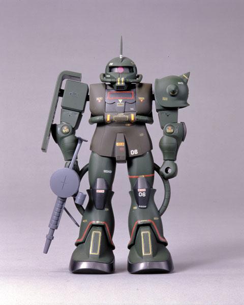 72162旧キット ベストメカコレクション 1/100 MS-06 リアルタイプ ザク [Best Mecha Collection Real Type Zaku II] 0008725 4902425087252