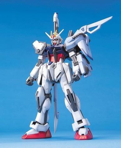 1/100 04 GAT-X105 ソードストライクガンダム [Sword Strike Gundam]