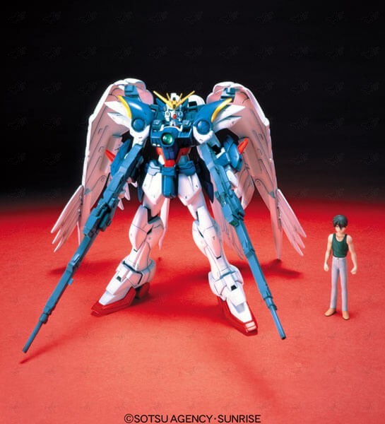 71893HG 1/100 EW-2 XXXG-00W0 ウイングガンダム ゼロカスタム [W-Gundam Zero Custom]