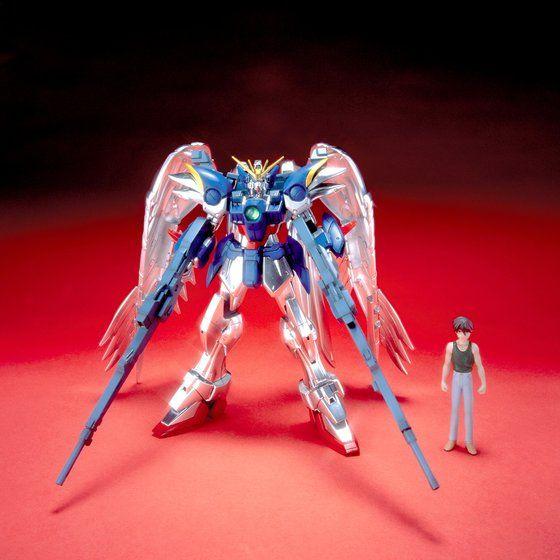 "71905HG 1/100 EW-""S"" XXXG-00W0 ウイングガンダム ゼロカスタム スペシャル オペレーションタイプ [W-Gundam Zero Custom (Special Operation Type)]"