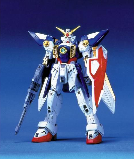 87216HG 1/100 XXXG-01W ウイングガンダム [Wing Gundam]