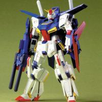 旧キット 1/100 MSZ-010 ダブルゼータガンダム [ΖΖ Gundam]