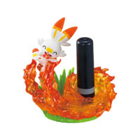リーメント Pokémon DesQ デスクトップフィギュア ガラル地方へGO!