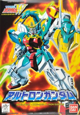 1/144 XXXG-01S2 アルトロンガンダム [Altron Gundam]