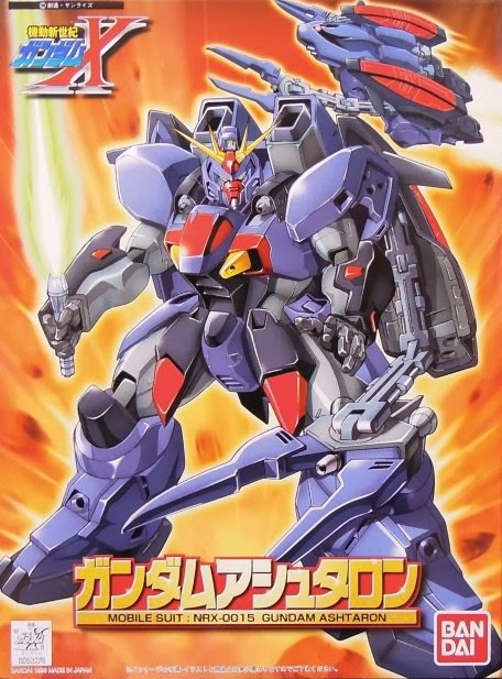 1/144 NRX-0015 ガンダムアシュタロン [Gundam Ashtaron]