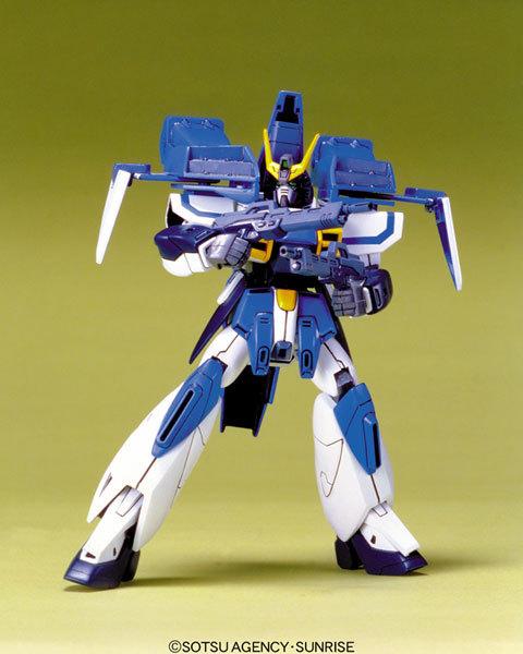 1/144 GW-9800-B ガンダムエアマスターバースト [Gundam Airmaster Burst]