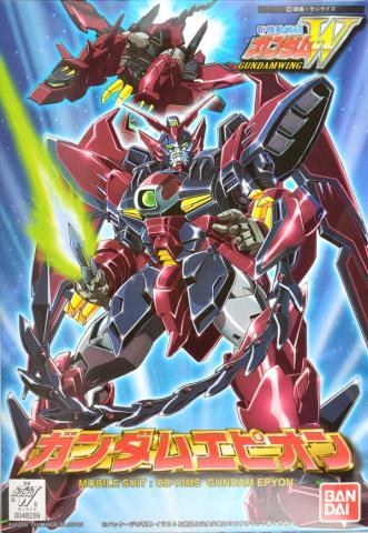 1/144 OZ-13MS ガンダムエピオン [Gundam Epyon]