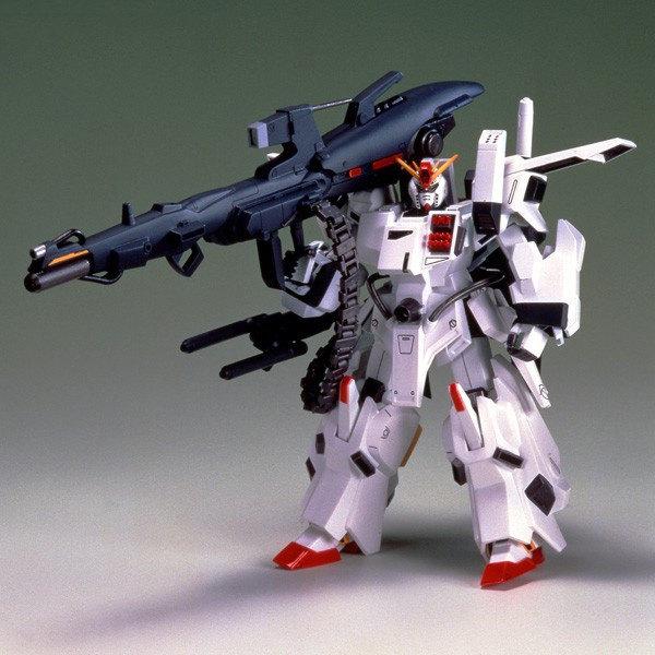 旧キット 1/144 FA-010-B フルアーマーダブルゼータガンダム [Full Armor ZZ Gundam]