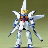 1/144 GX-9900 ガンダムエックス 公式画像1