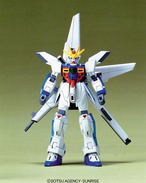 69041/144 GX-9900 ガンダムエックス [Gundam X]