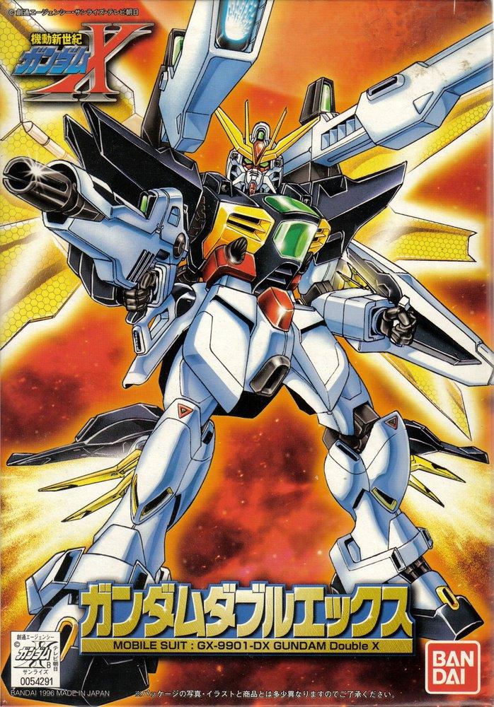 1/144 GX-9901-DX ガンダムダブルエックス [Gundam Double X] 4902425542911 0054291